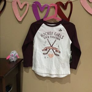 Brandnew Roots long sleeves shirt for girls